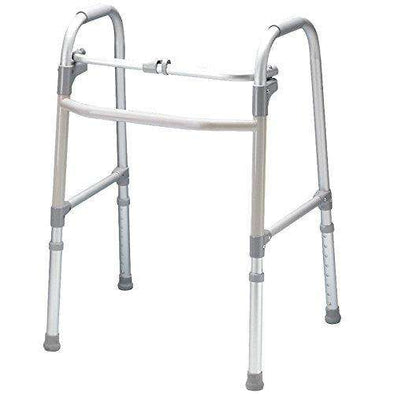 Carex Health Brands Single-Button Adult Walkers - Senior.com walkers