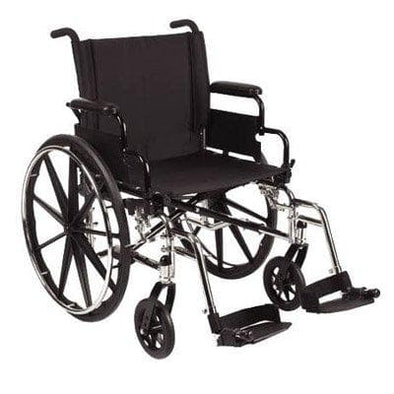 Invacare 9000 XDT Extra Wide Heavy Duty Wheelchair - Senior.com Wheelchairs