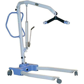 Hoyer Advance-H Portable Hydraulic Patient Lift - Senior.com Patient Lifts