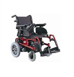 CTM Homecare Lightweight Folding Power Electric Wheelchair