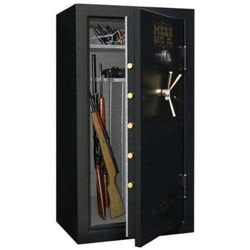 Mesa Safe 30-Gun Capacity All Steel Gun Safe with Electronic Lock - 14.4 CF