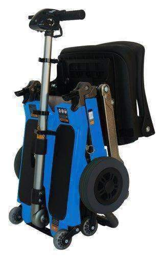 FreeRider USA Elite Luggie Electric Scooter with Charger and Armrests