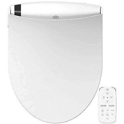 BioBidet Special Edition DIB White Electric Bidet Toilet Seats
