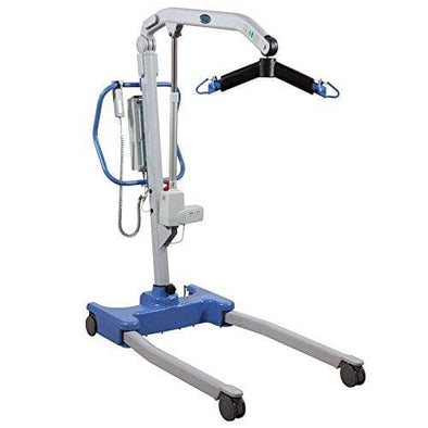 Hoyer Presence Professional Bariatric Patient Lift with Electric Base, 6-Point Cradle, and Scale - Senior.com Patient Lifts