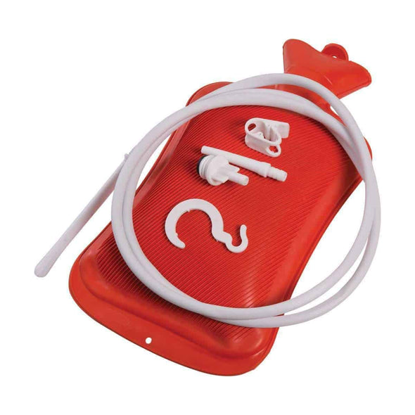 MABIS Medical Enema & Douche with Hot Water Bottle - Reusable and Easy to Clean - Senior.com Enema Kits