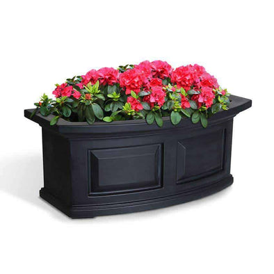 Mayne Nantucket Hanging Window Box Planters - Senior.com Planters