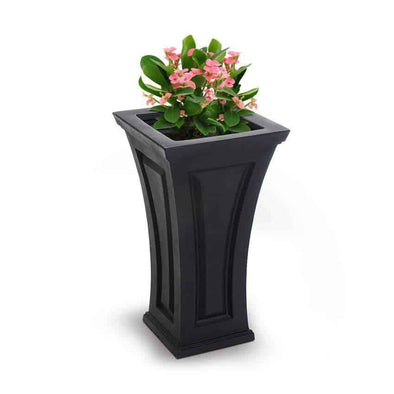 "Mayne Cambridge Tall Planters - 16"" x 28"" - Senior.com Planters"