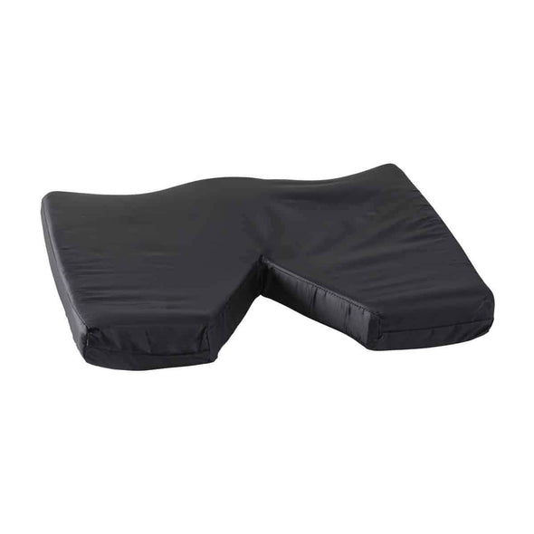 DMI Contoured Foam Coccyx Seat Cushion - Black 513-7956-0200