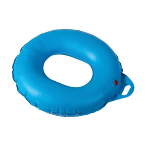 "DMI Inflatable Heavy Duty Vinyl Ring Donut Seat Cushion - 16"" Diameter 513-8019-0000"