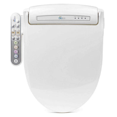 BioBidet Prestige White Electric Bidet Toilet Seat with Adjustable Warm Water - Senior.com Bidets