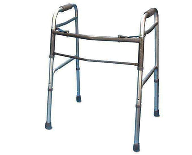 Essential Medical Supply Endurance Heavy Duty Extra Wide Bariatric Folding Walker - Senior.com walkers