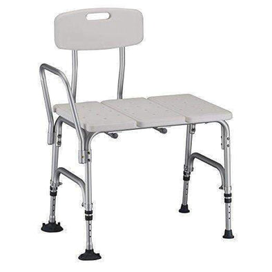 Nova Medical Products Heavy Duty Transfer Bench - Senior.com Transfer Equipment