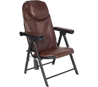 Lifesmart Calla Casa Series Large Folding Heat and Rolling Portable Massage Chair - Senior.com Massage Chairs
