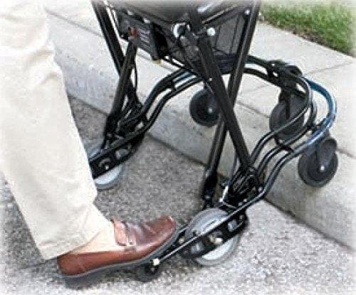 In-Step Mobility U-Step 2 Foldable Walking Stabilizer with Forearm Platforms - Senior.com Walkers