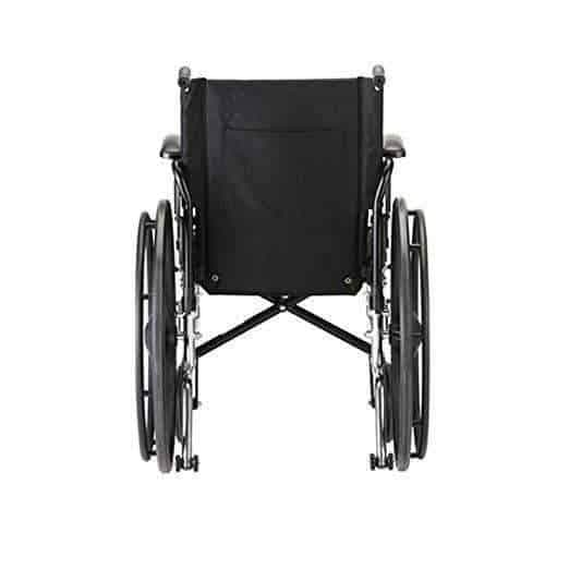 Nova Medical Lightweight Steel Hammertone Wheelchairs - Senior.com Wheelchairs