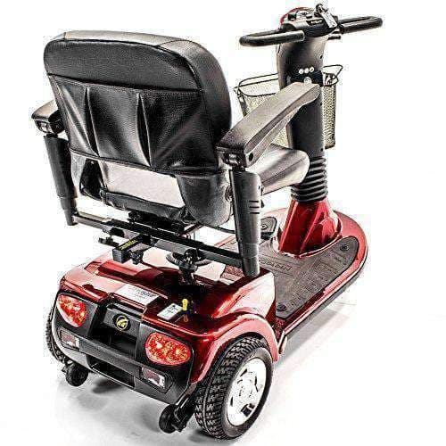 Golden Technologies 3 Wheel Companion Luxury Full Size Scooter - GC340