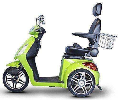 EWheels 3-Wheel Electric Mobility Scooter – Sour Apple Green - Senior.com Scooters