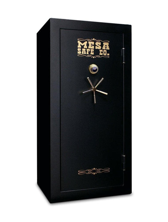 Mesa Safe 42 Gun Capacity All Steel Gun Safe with Combination Lock - 22.9 CF - Senior.com Security Safes