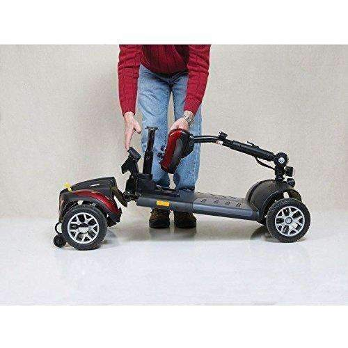 Golden Technologies Buzzaround XL 4 Wheel Mobility Scooter - Senior.com Scooter