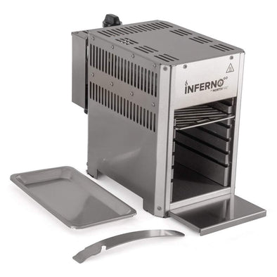 NorthFire InfernoGO Portable Propane Infrared Grill - Single Burner - Senior.com Grills & Barbecues