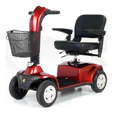 Golden Technologies 4 Wheel Companion Luxury Full Size Scooters - Senior.com Scooter