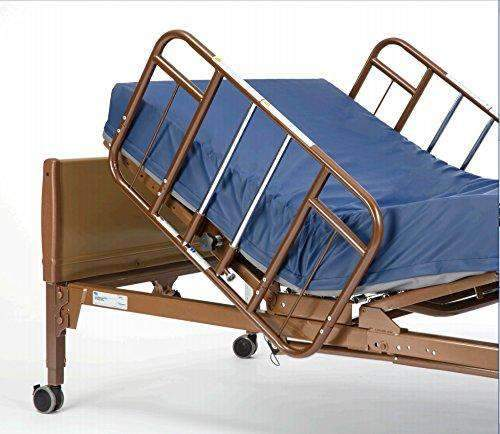 Invacare Semi Electric Homecare Bed Packages - Senior.com Bed Packages