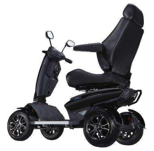 Heartway Vita S Electric Power Scooter 4 Wheel Suspension - LCD Control - Senior.com Scooters