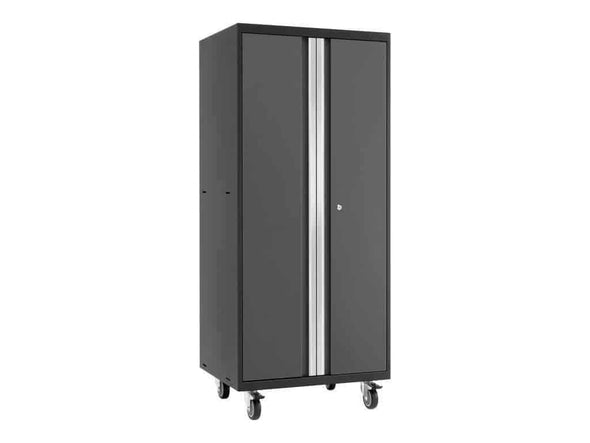 New Age Products Pro 3.0 Series Gray Mobile Locker - Senior.com Garage Cabinets