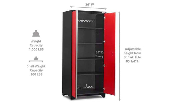 New Age Products Pro 3.0 Series Multi-use Lockers - Senior.com Garage Cabinets