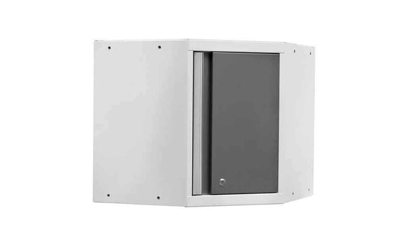 New Age Products Pro 3.0 Series Corner Wall Cabinets - Senior.com Garage Cabinets