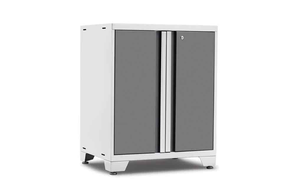 New Age Products Pro 3 0 Series 2 Door Base Cabinets For Garage Storage Senior Com