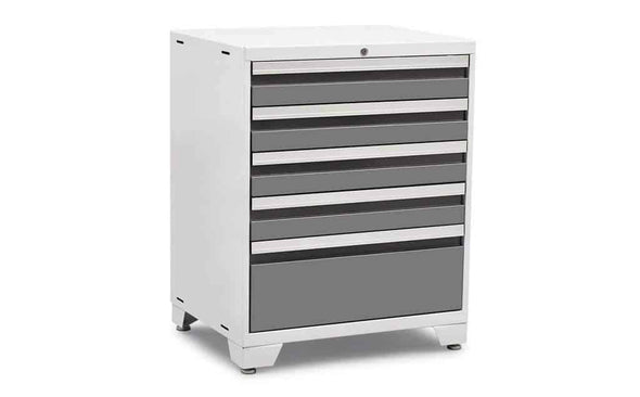 New Age Products Pro 3.0 Series 5-drawer Tool Cabinet - Senior.com Garage Cabinets