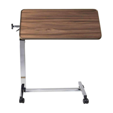 DMI Deluxe Heavy Duty Overbed Tilt-Top Table - Adjustable Height
