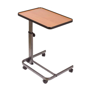 DMI Steel Frame Adjustable Height Tilt Top Overbed Table