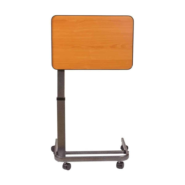DMI Steel Frame Adjustable Height Tilt Top Overbed Table - Senior.com Overbed Tables