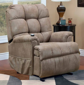 MedLift Petite Sleeper Reclining Assistive Lift Chairs - The Most Comfortable Line 5555P