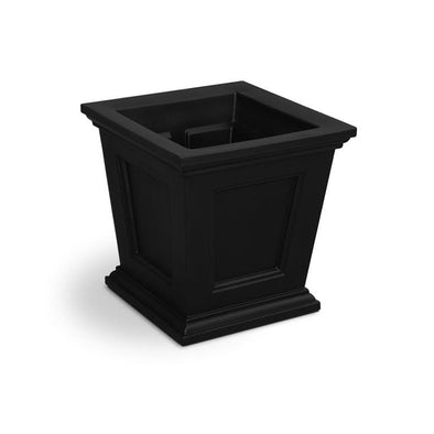 Mayne Fairfield 16x16 Square Planter - Senior.com Planters