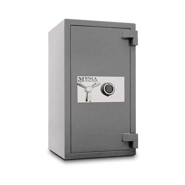Mesa Safe High Security Burglary Fire Safe - All Steel with Electronic Lock - 4.4 Cubic Feet - Senior.com Security Safes