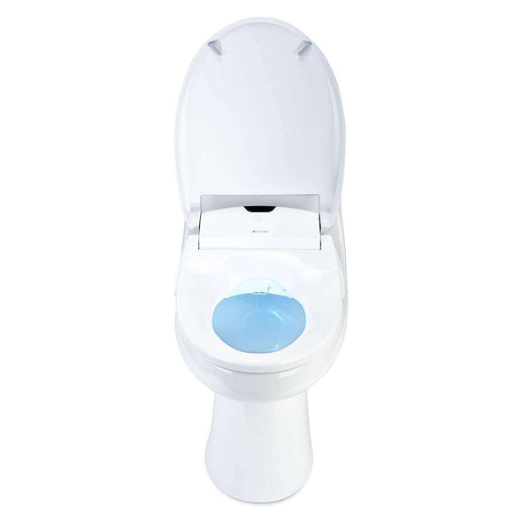 Brondell Swash 1400 Luxury Bidet Toilet Seat with Dual Nozzles and Nanotechnology Sterilization - Senior.com Bidets