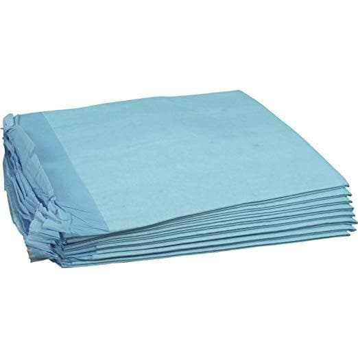 Dynarex Disposable Underpads with Extra Absorbent Leakage Barrier - Senior.com Underpads