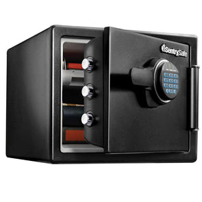 SentrySafe Fireproof and Waterproof Safe with Digital Keypad - 0.82 Cubic Feet - Senior.com Security Safes
