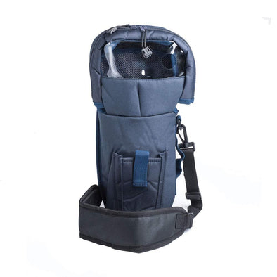 Air Lift Comfort Shoulder Bag for M9/C Oxygen Cylinders - Senior.com Oxygen Bags
