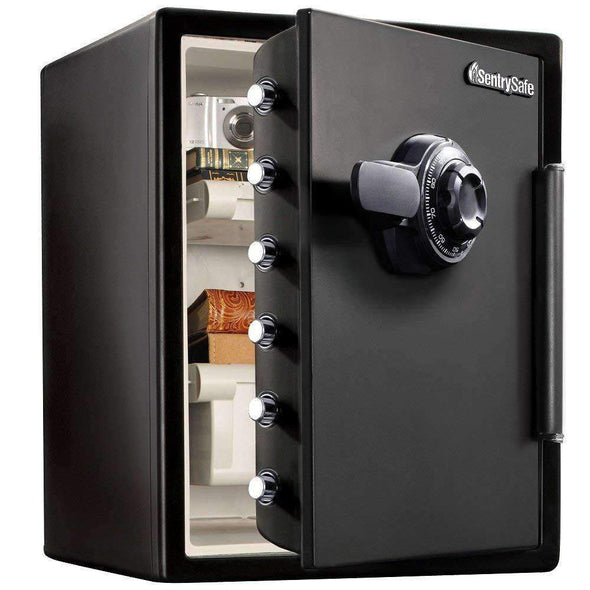 Sentry Safe XX Large Fire and Water Safe with Combination Lock - 2.05 Cubic Feet - Senior.com Security Safes