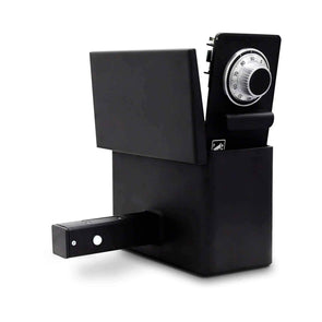 Mesa Safe Hitch-Vault Travel Safe with Combination Lock - 0.2 CF - Senior.com Security Safes