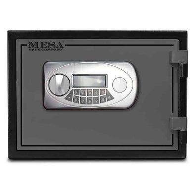 Mesa Safe U.L. All Steel Classified Fire Safe with Electronic Lock - 0.4 CF - Senior.com Security Safes