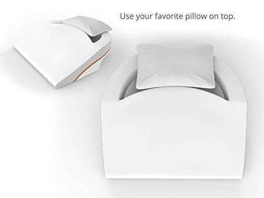 MedCline Advanced Positioning Wedge & No Slide Anti-Acid Reflux Pillows - Senior.com Pillows