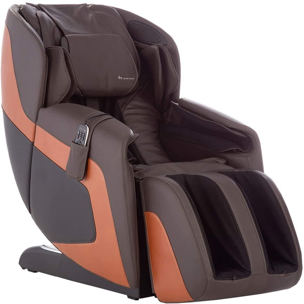Human Touch Sana Full-Body Massage Chair - 9 Wellness Programs, Zero Gravity Seating, & LCD Remote - Senior.com Massage Chairs