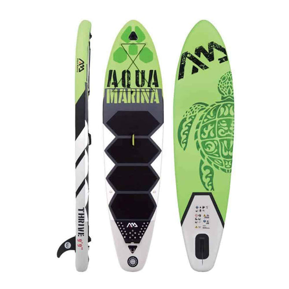 Aqua Marina Thrive Inflatable Stand-up Paddle Board - Senior.com Stand Up Paddle Boards