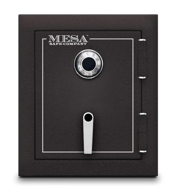 Mesa Safe All Steel Burglary and Fire Safe with Combination Lock - 1.7 CF - Senior.com Security Safes