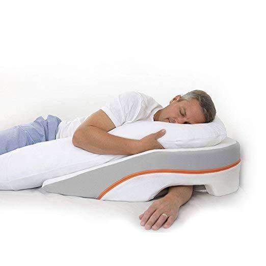 MedCline Acid Reflux Relief Bed Wedge and Body Pillow System - Senior.com Pillows